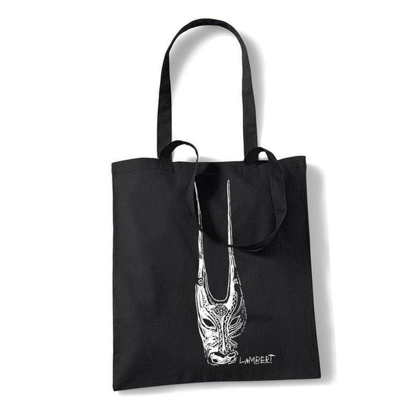 Lambert Mask Totebag Totebag- Bingo Merch Official Merchandise Shop Official