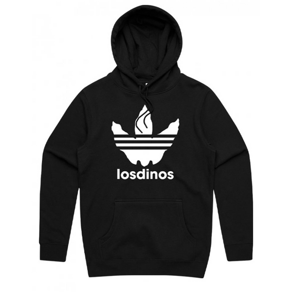 Last Dinosaurs Los Dinos Logo Hoodie - Bingo Merch Official Merchandise Shop Official