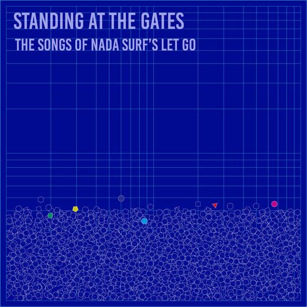 Nada Surf Standing at the Gates: The Songs of Nada Surf's Let Go CD CD- Bingo Merch Official Merchandise Shop Official