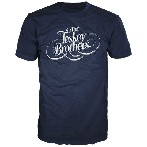 The Teskey Brothers Logo - Navy