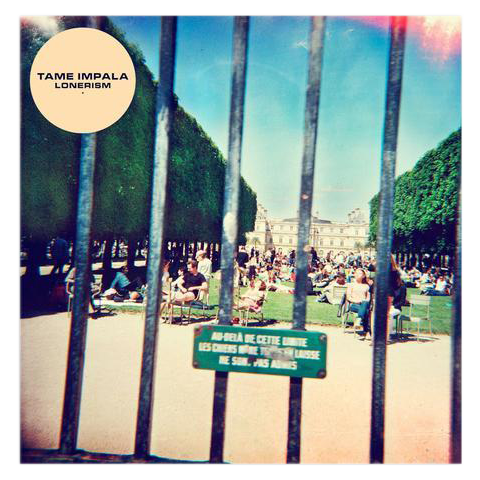 Tame Impala Lonerism LP - Bingo Merch Official Merchandise Shop Official