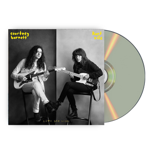 Kurt Vile and Courtney Barnett album Lotta Sea Lice on CD from Bingo Merch