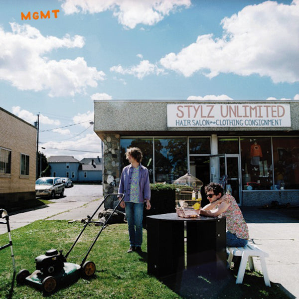 MGMT MGMT LP LP- Bingo Merch Official Merchandise Shop Official