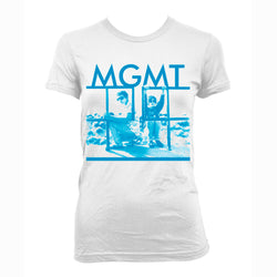 MGMT Photo - girls T-Shirt- Bingo Merch Official Merchandise Shop Official