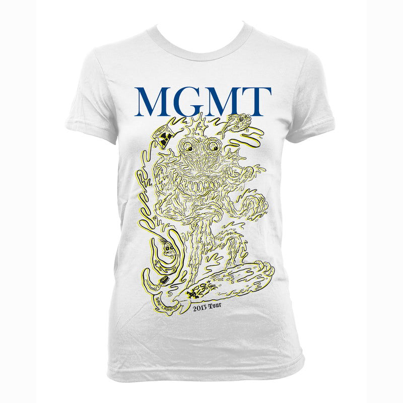 MGMT Surf - girls T-Shirt- Bingo Merch Official Merchandise Shop Official