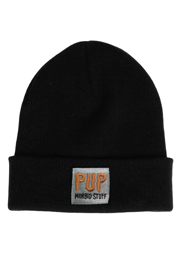 PUP Morbid Stuff Beanie Hat Hat- Bingo Merch Official Merchandise Shop Official