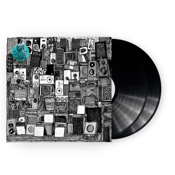 Nada Surf If I Had A Hi-Fi 2xLP LP- Bingo Merch Official Merchandise Shop Official