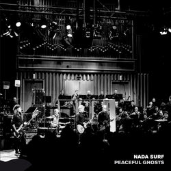 Nada Surf Peaceful Ghosts CD CD- Bingo Merch Official Merchandise Shop Official