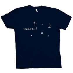Nada Surf Stars Scribble T-Shirt- Bingo Merch Official Merchandise Shop Official