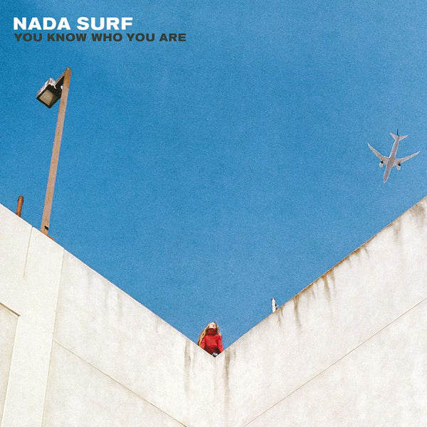 Nada Surf You Know Who You Are LP LP- Bingo Merch Official Merchandise Shop Official
