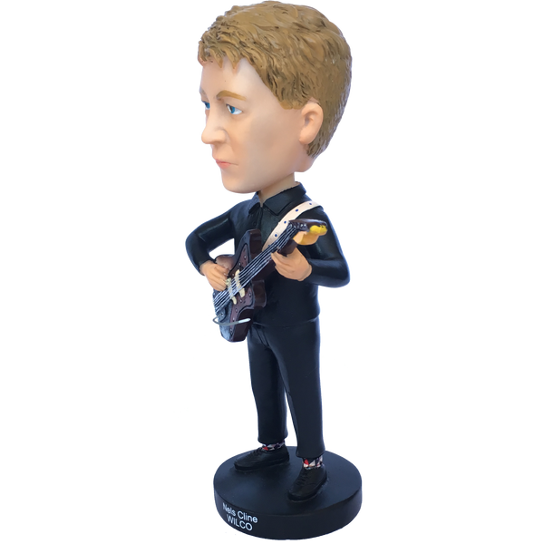 Wilco Nels Cline Bobble Head Other- Bingo Merch Official Merchandise Shop Official