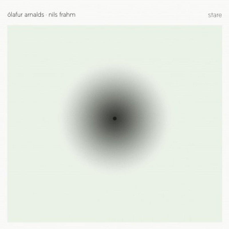 "Ólafur Arnalds & Nils Frahm Stare 12"" 12""- Bingo Merch Official Merchandise Shop Official"