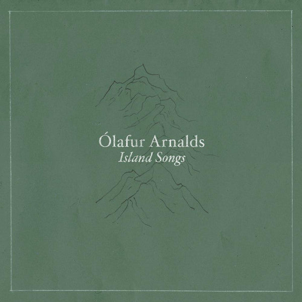 Ólafur Arnalds Island Songs LP LP- Bingo Merch Official Merchandise Shop Official
