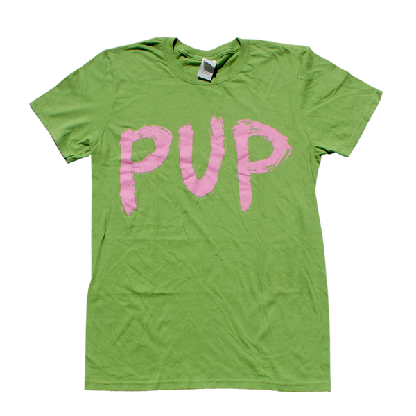 PUP Logo Kiwi T-Shirt- Bingo Merch Official Merchandise Shop Official