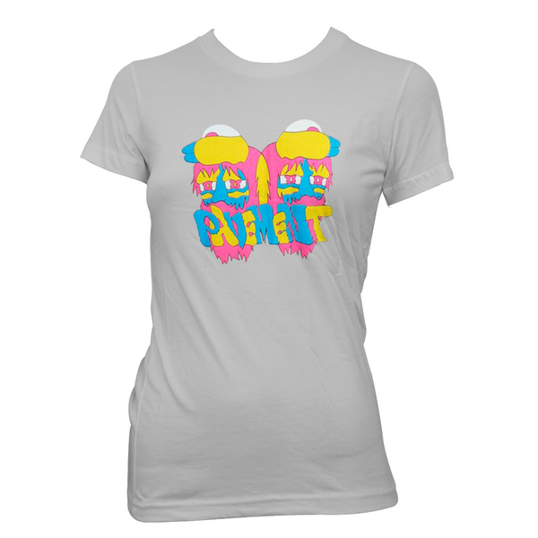 Pavement Paper Rad - girls T-Shirt- Bingo Merch Official Merchandise Shop Official
