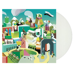 Efterklang Parades LP - Limited 'Leaf is 20' Edition LP- Bingo Merch Official Merchandise Shop Official