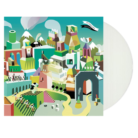 Parades LP - Limited 'Leaf is 20' Edition
