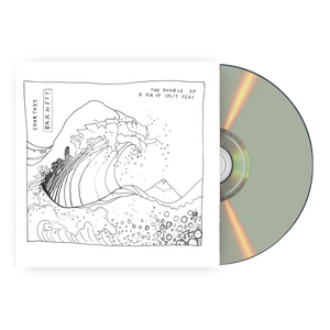Courtney Barnett The Double EP A Sea Of Split Peas on CD from Bingo Merch