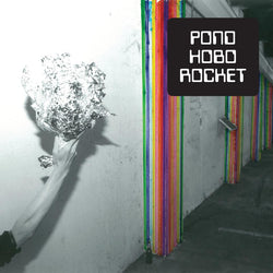 Pond Hobo Rocket CD CD- Bingo Merch Official Merchandise Shop Official