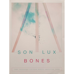 Son Lux Bones Poster Poster- Bingo Merch Official Merchandise Shop Official