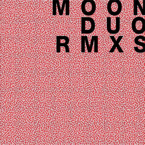 Moon Duo Mazes Remixes LP LP- Bingo Merch Official Merchandise Shop Official