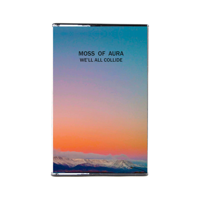 Moss Of Aura We'll All Collide Cassette Cassette- Bingo Merch Official Merchandise Shop Official