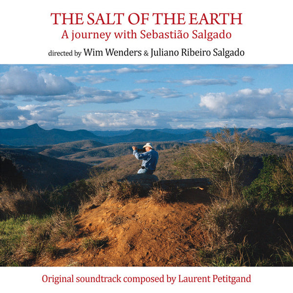 Laurent Petitgand Das Salz der Erde / The Salt of the Earth CD CD- Bingo Merch Official Merchandise Shop Official
