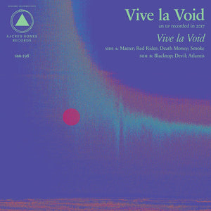 Vive La Void CD