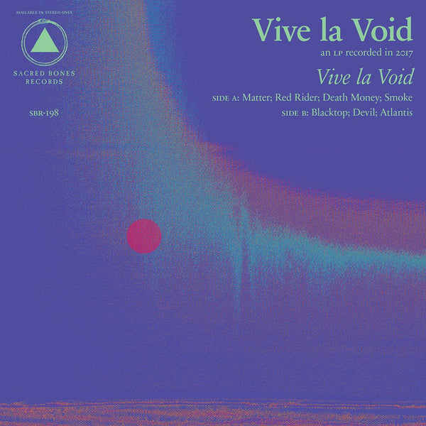 Vive La Void Vive La Void CD CD- Bingo Merch Official Merchandise Shop Official
