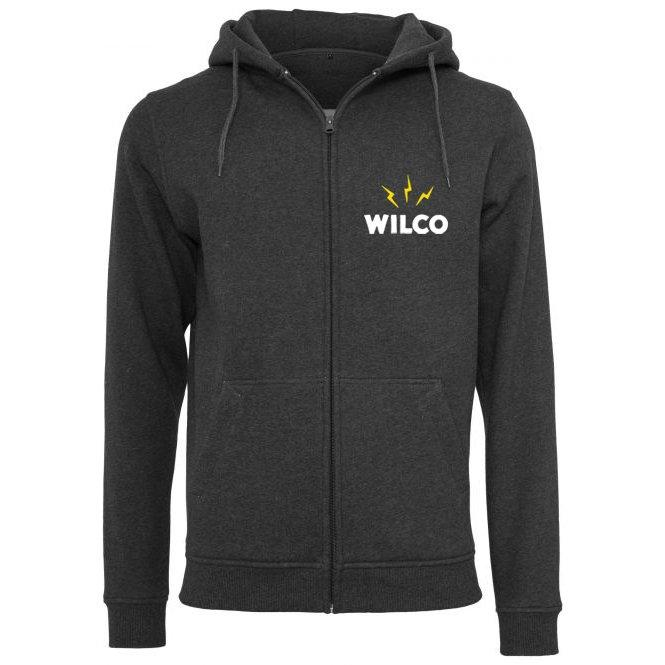 Wilco Schmilco Zip-Hoodie Hoodie- Bingo Merch Official Merchandise Shop Official