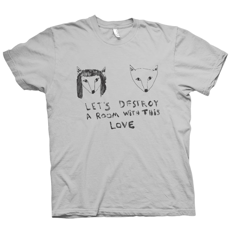 Sleater Kinney Foxes T-Shirt- Bingo Merch Official Merchandise Shop Official