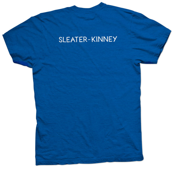Sleater Kinney Kitty T-Shirt- Bingo Merch Official Merchandise Shop Official