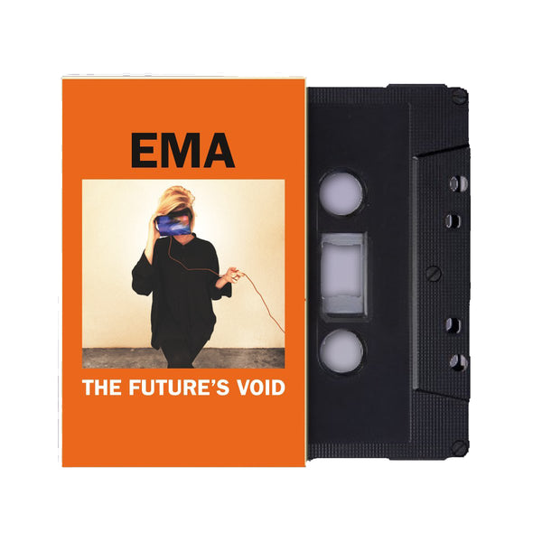 EMA The Future's Void Cassette Cassette- Bingo Merch Official Merchandise Shop Official