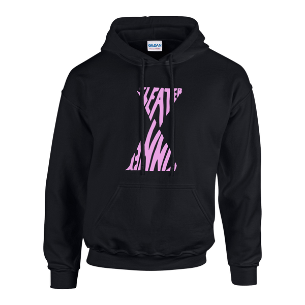Sleater Kinney Triangles Hoodie Hoodie- Bingo Merch Official Merchandise Shop Official