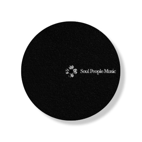 Soul People Music Slipmat