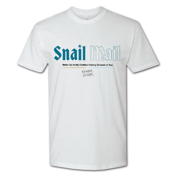 Snail Mail Heat Wave - Bingo Merch Official Merchandise Shop Official