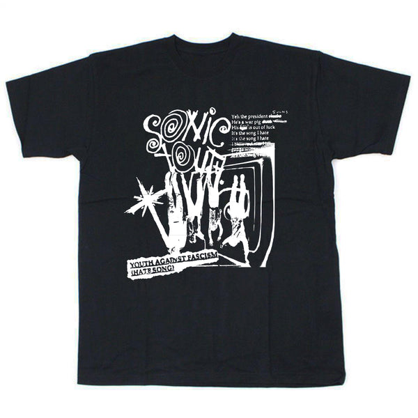 (PRE-ORDER) Youth Against Fascism T-shirt