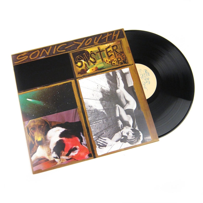 Sonic Youth Sister LP LP- Bingo Merch Official Merchandise Shop Official