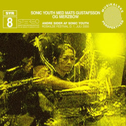 Sonic Youth SYR 8: Andere Sider Af Sonic Youth CD CD- Bingo Merch Official Merchandise Shop Official