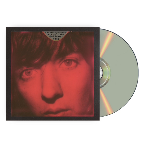 Courtney Barnett Tell Me How You Really Feel CD CD- Bingo Merch Official Merchandise Shop Official