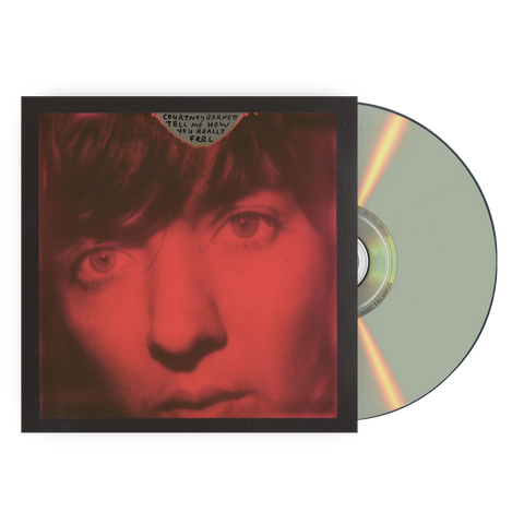 Courtney Barnett album Tell Me How You Really Feel on CD from Bingo Merch