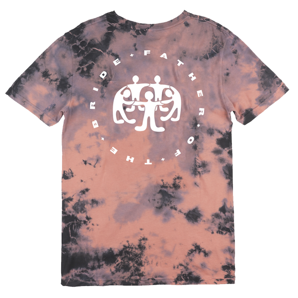 Vampire Weekend Custom Tie Dye T-Shirt T-Shirt- Bingo Merch Official Merchandise Shop Official
