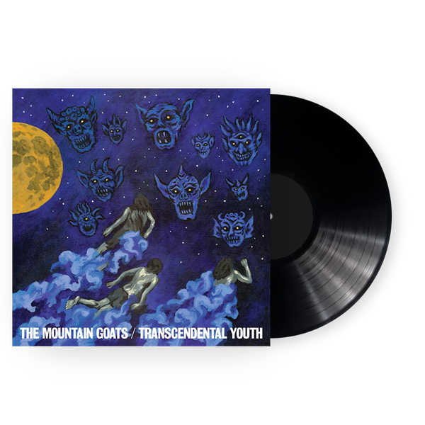 The Mountain Goats Transcendental Youth LP LP- Bingo Merch Official Merchandise Shop Official