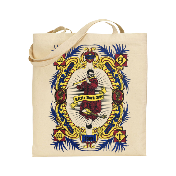 MGMT Little Dark Age Totebag Totebag- Bingo Merch Official Merchandise Shop Official