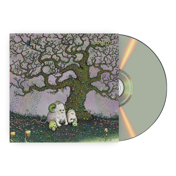 J Mascis Tied To A Star CD CD- Bingo Merch Official Merchandise Shop Official