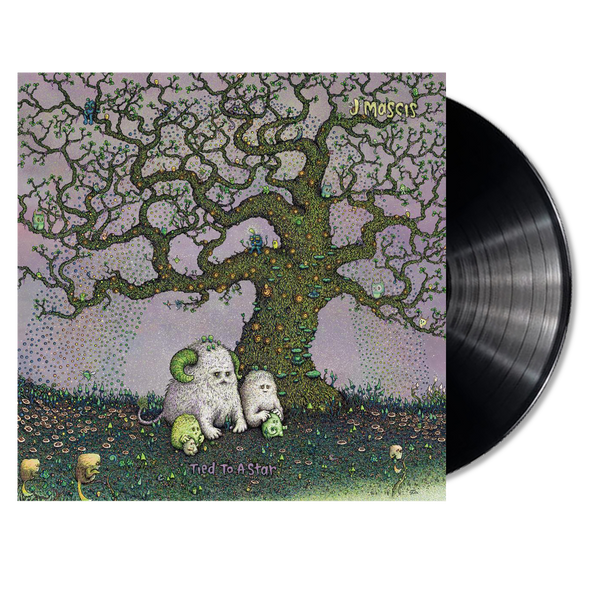 J Mascis Tied To A Star LP LP- Bingo Merch Official Merchandise Shop Official