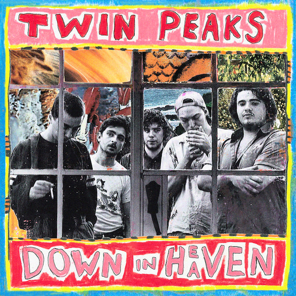 Twin Peaks Down in Heaven LP LP- Bingo Merch Official Merchandise Shop Official