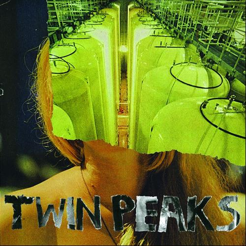 Twin Peaks Sunken LP LP- Bingo Merch Official Merchandise Shop Official