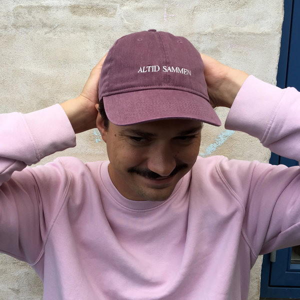Efterklang Altid Sammen Baseball Cap Vineyard Cap- Bingo Merch Official Merchandise Shop Official