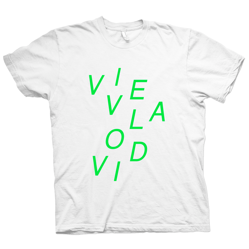 Vive La Void Vive Le Void Text T-shirt- Bingo Merch Official Merchandise Shop Official